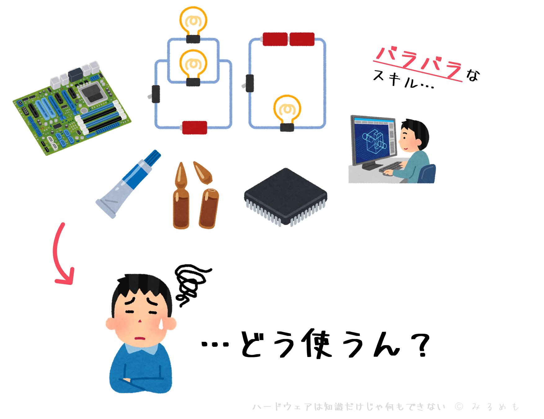 hardware-engineer-can-not-work-without-experience
